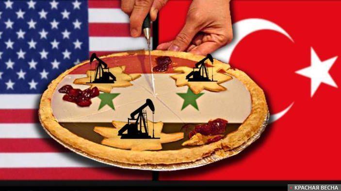 Сирия. США.Турция