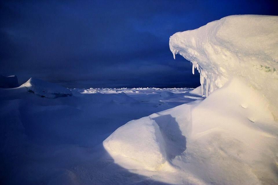 арктика, море, океан
