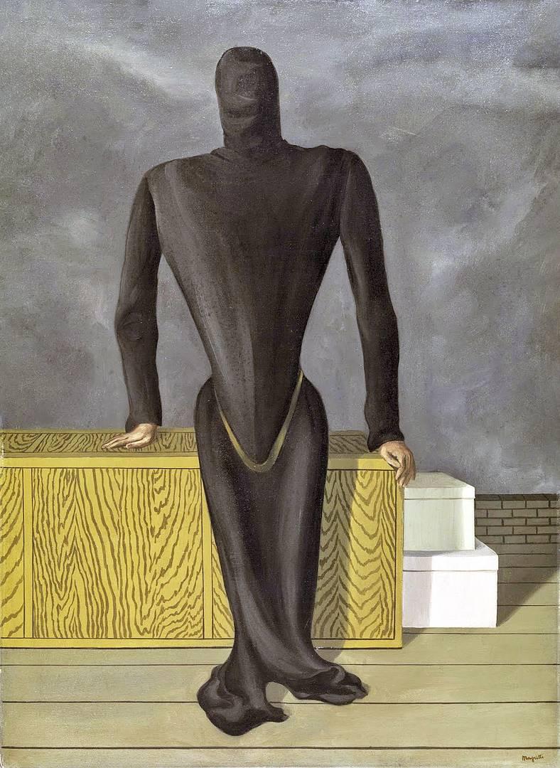 Рене Магритт. Вор. 1927