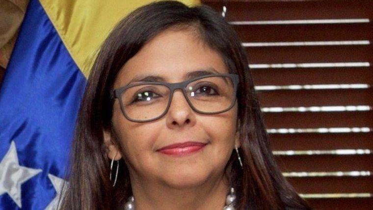 Вице-президент Венесуэлы Делси Родригес