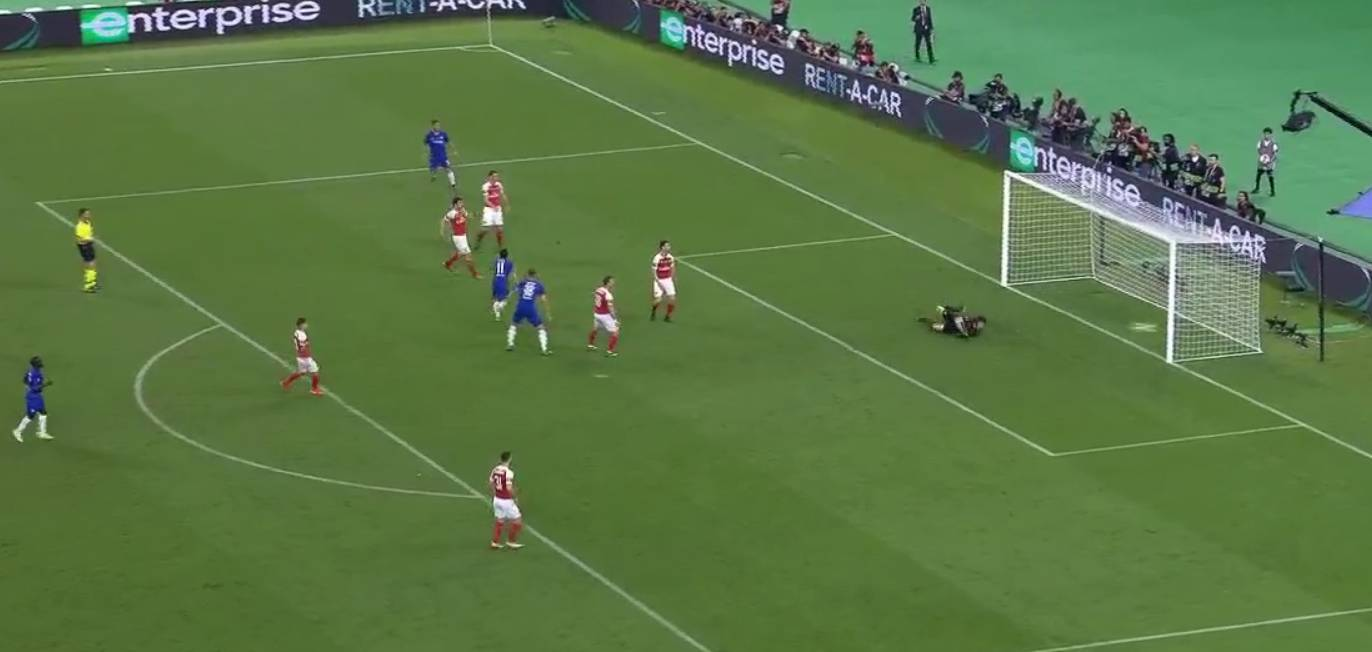 Второй гол Челси 2-0. Цитата из прямой трансляции матча на канале «Матч ТВ»