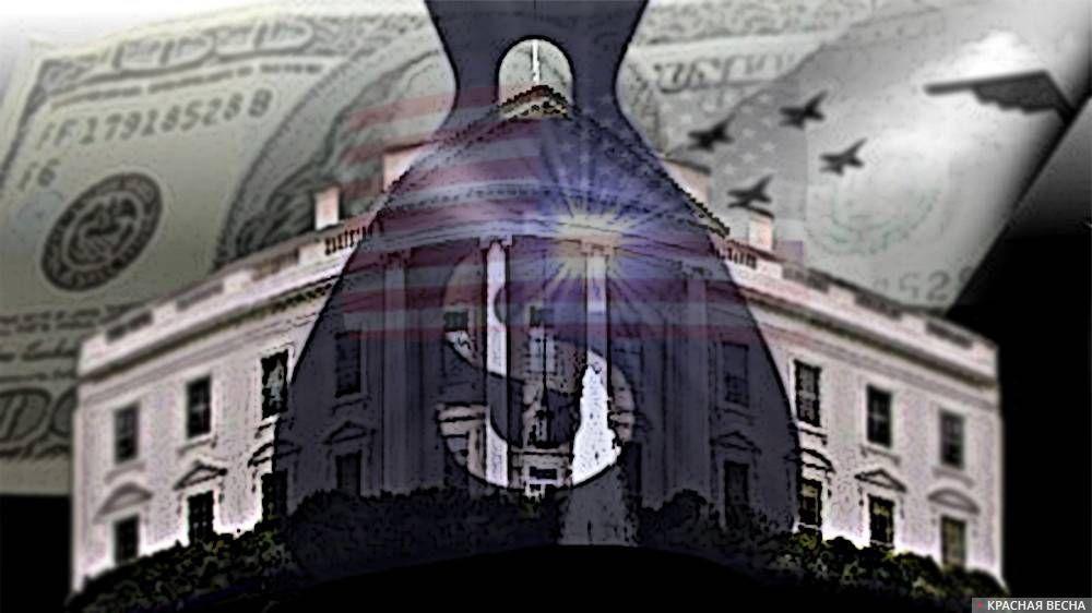 Руководство США приостановило работу из-за отсутствия снобжения деньгами