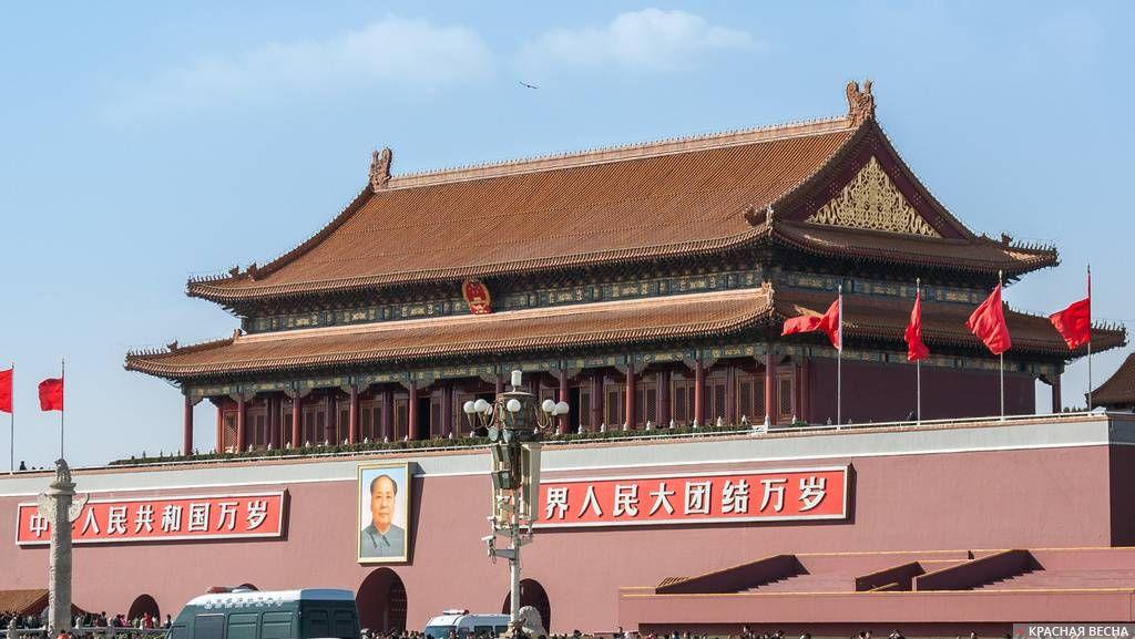 КНР не желает торговой войны сСША