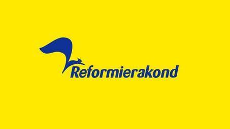 Логотип партии реформ Эстонии