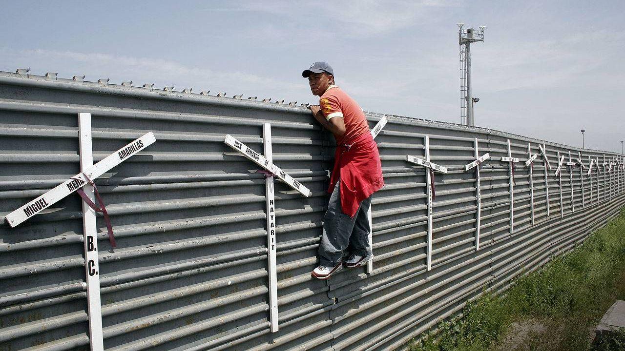 Мексиканский мигрант