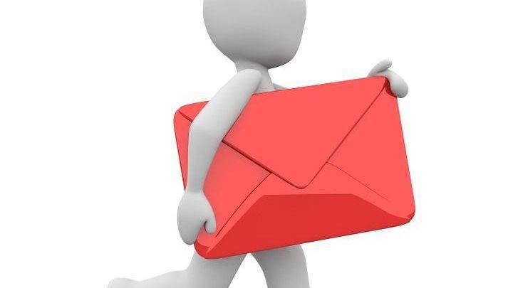 Письмо. Конверт
