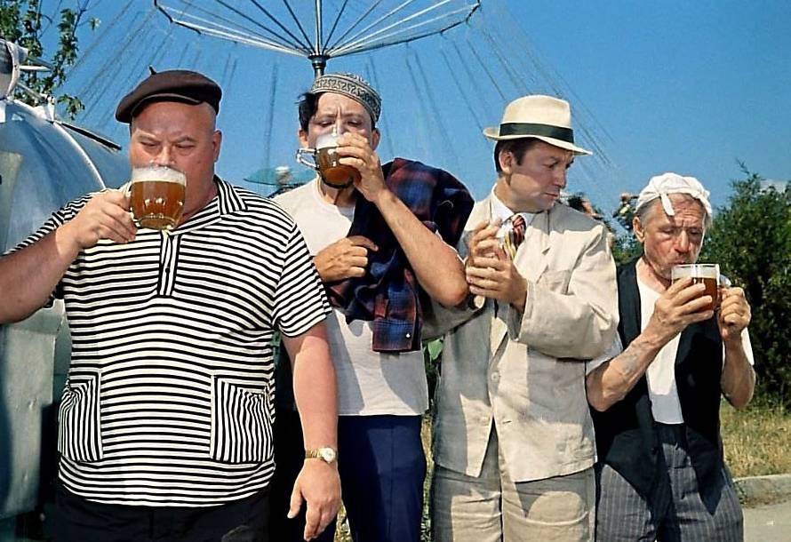 «Губит людей не пиво...»