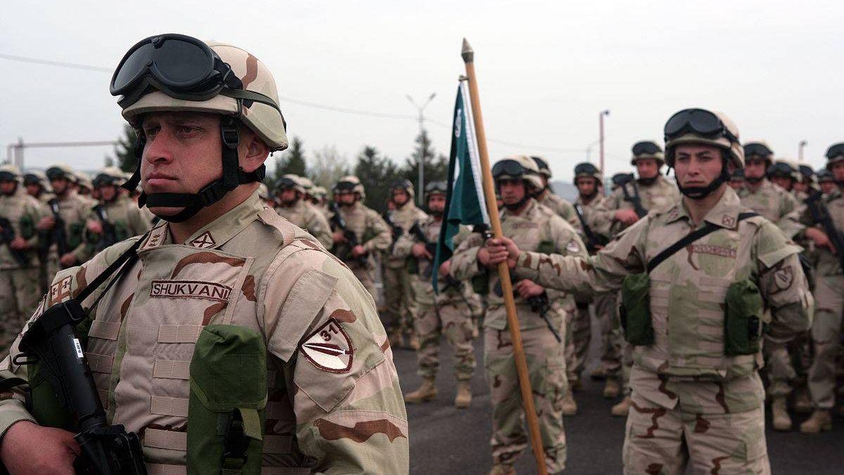 Пехотный батальон Грузии
