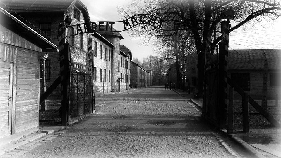 Освенцим, автор: DzidekLasek, лицензия: CC0 1.0