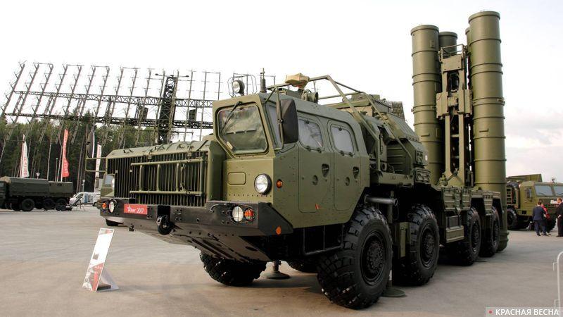 Пусковая установка комплекса С-300