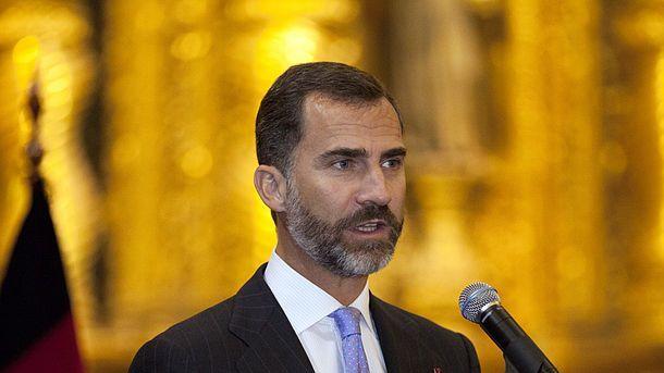 Монарх Испании рассчитывает наспокойствие вКаталонии после парламентских выборов