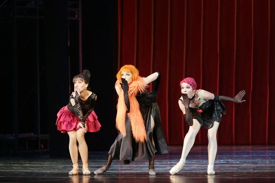 Балет «Золушка». Мариинский театр