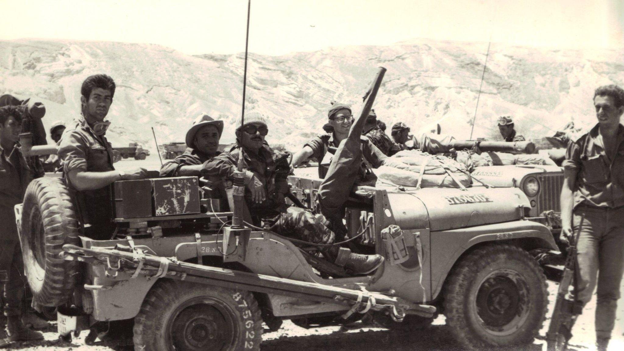 Шестидневная война. Израиль