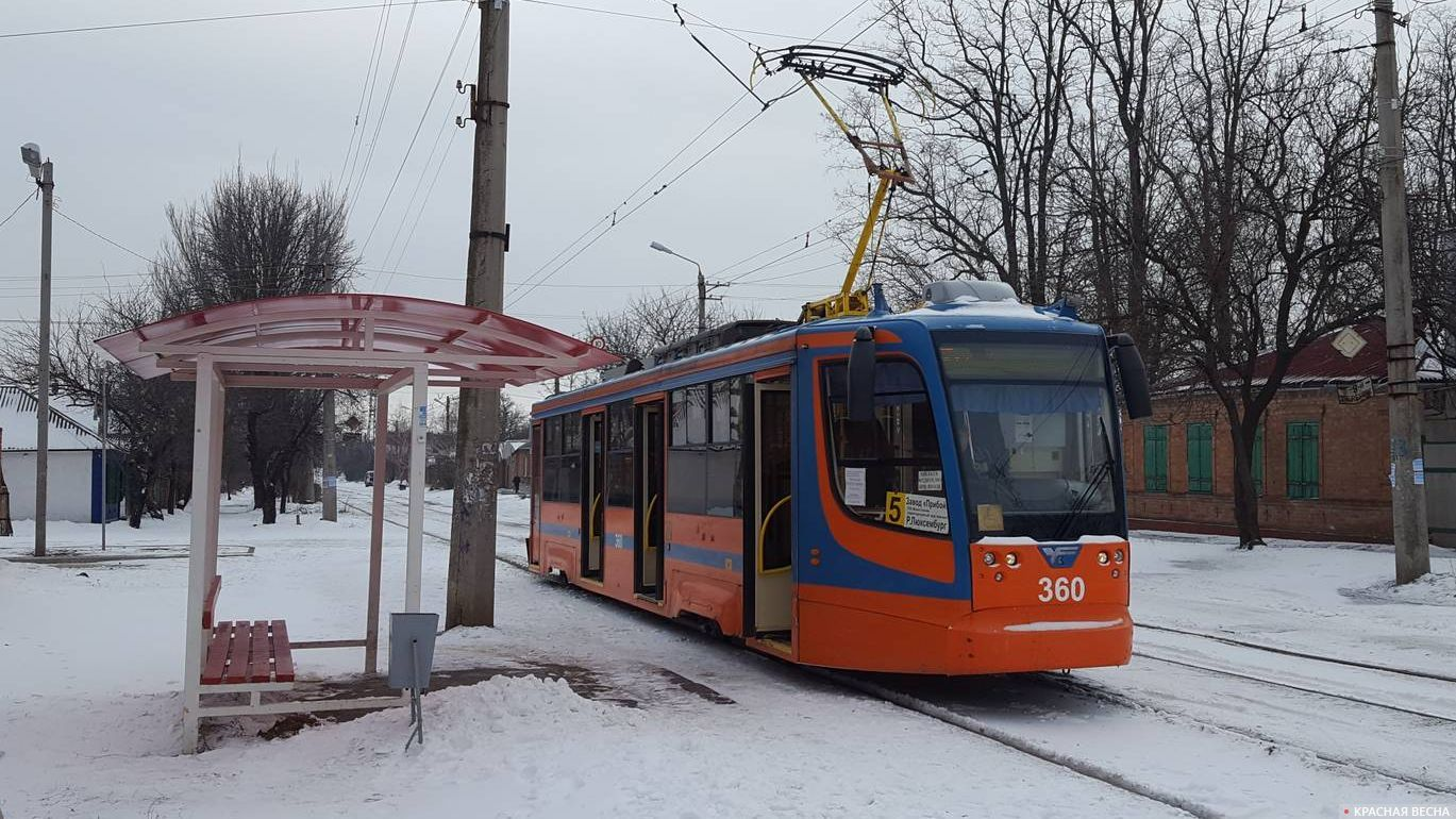 ВТаганроге из-за долгов энергетики наполдня обесточили все трамваи