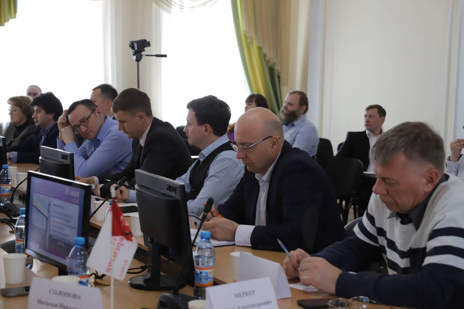Круглый стол в Барнауле, 18 мая 2019 г.