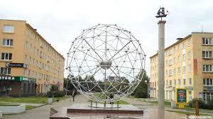Петрозаводск. Студенческий бульвар