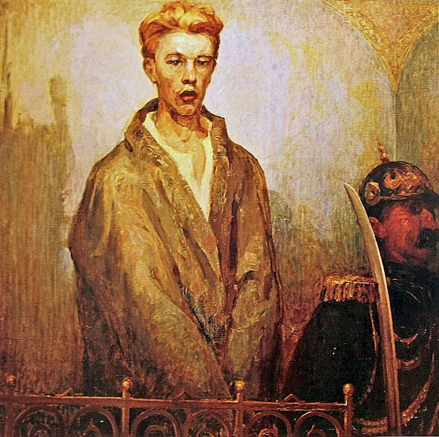 Михаил Семёнов. Последние слова Александра Ульянова. 1976