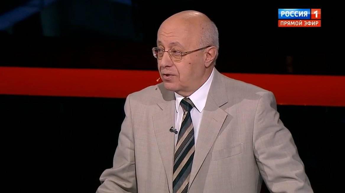 Сергей Кургинян - российский политолог, лидер движения