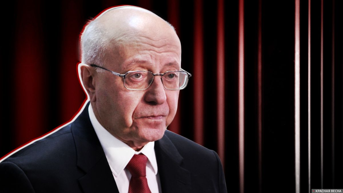 Сергей Кургинян внес предложение по поправке в Конституцию РФ