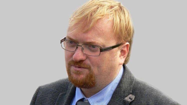 В. Милонов