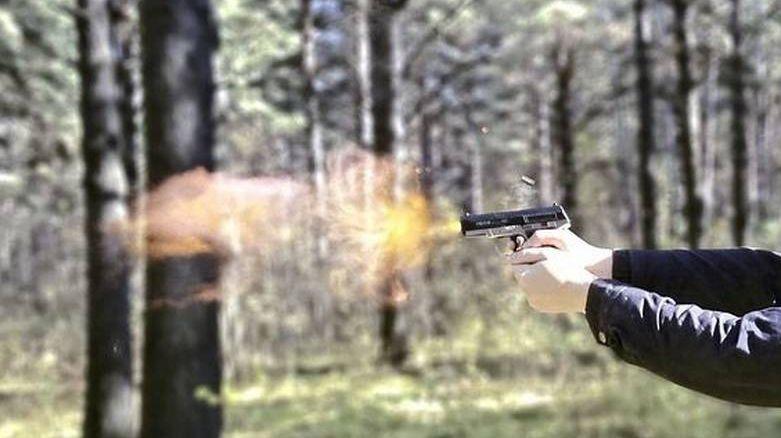 стрельба по целям
