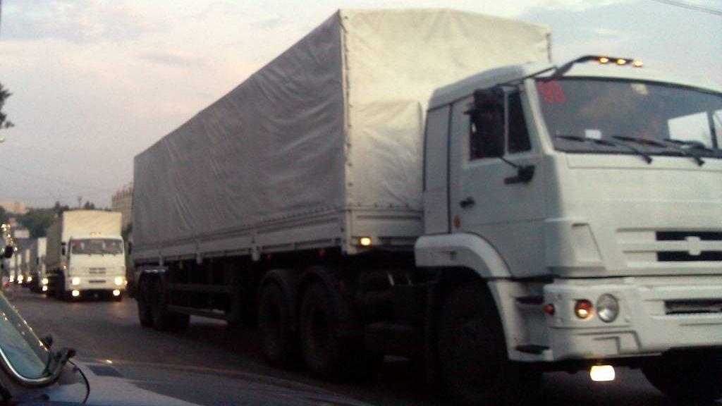 ВГосдепе США назвали нелегальными «гумконвои» РФна захваченный Донбасс