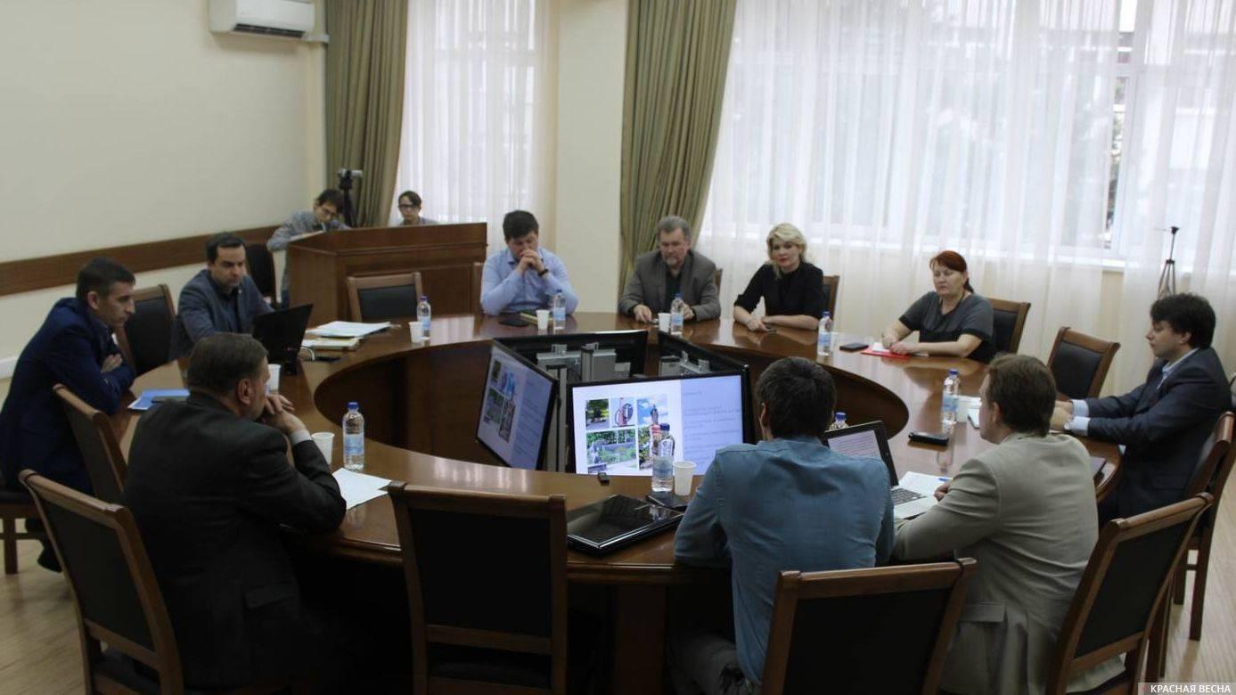Круглый стол по теме «Краснодар и современное искусство» в КубГУ