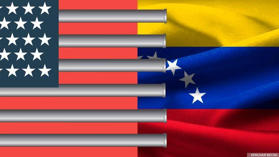 Против госпереворота в Венесуэле