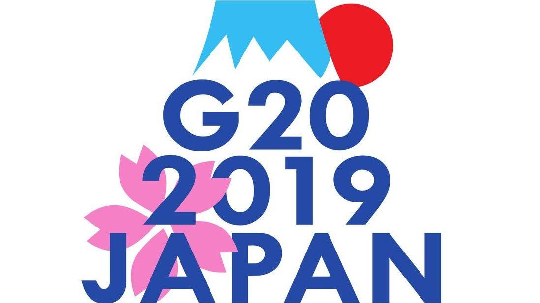 Логотип саммита G20. 2019