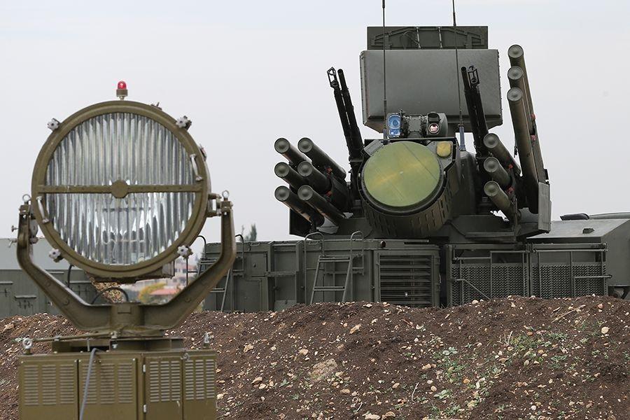 Диверсантов, обстрелявших Хмеймим, накрыли «Краснополем»
