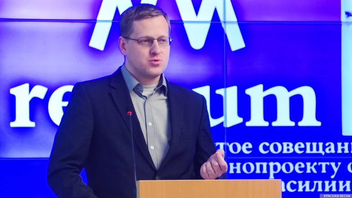 Максим Жиленков