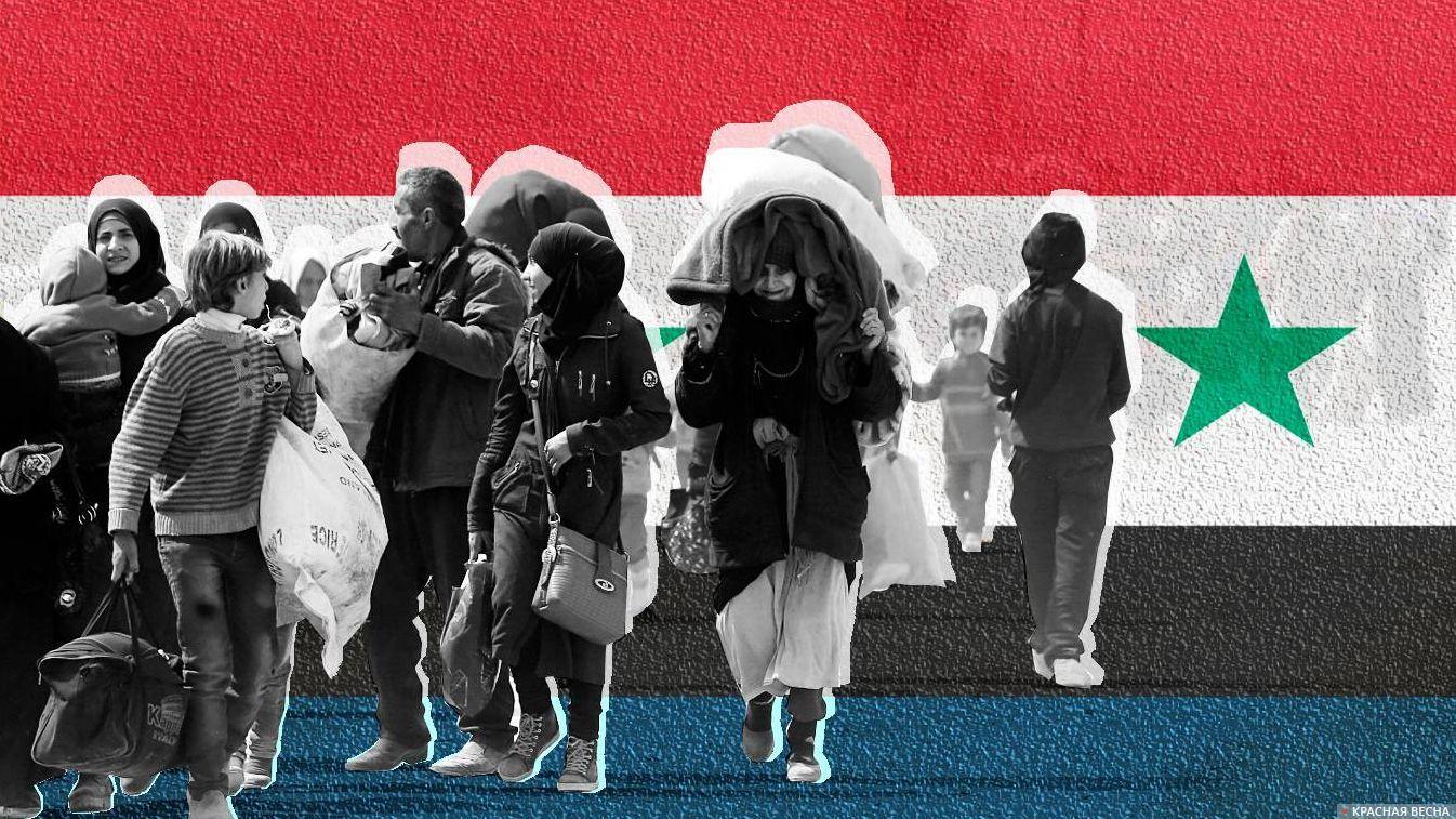 РФ призвала США обеспечить гуманитарный доступ клагерю беженцев «Эр-Рукбан»