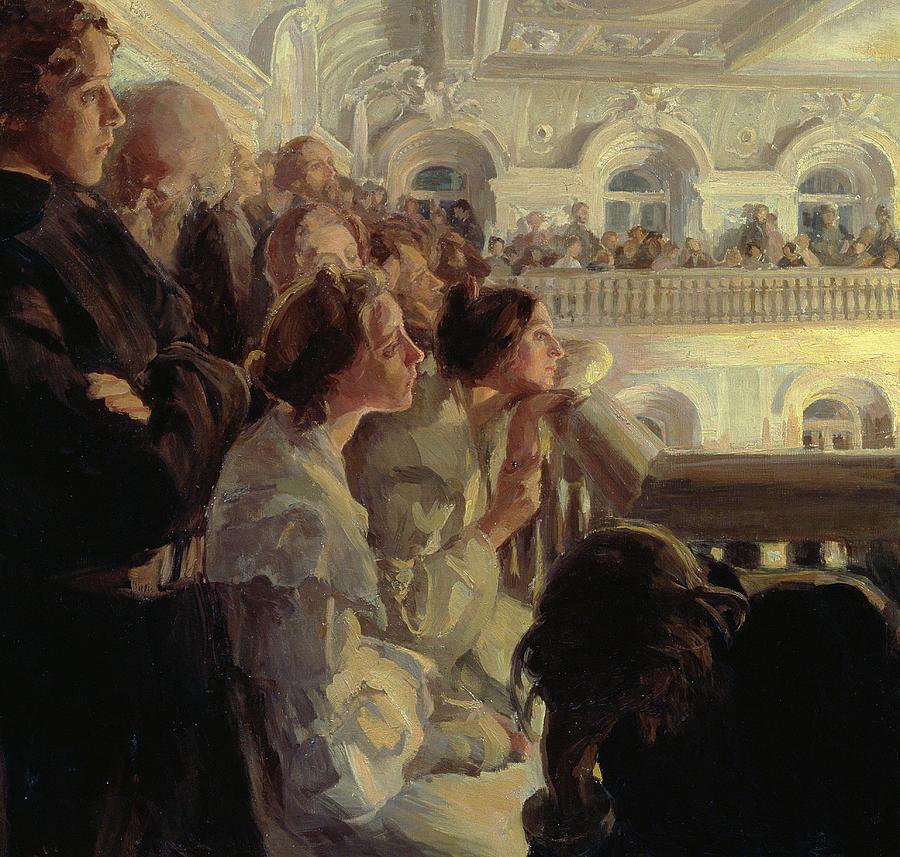 Антонина Ржевская. Музыка.1902-1903