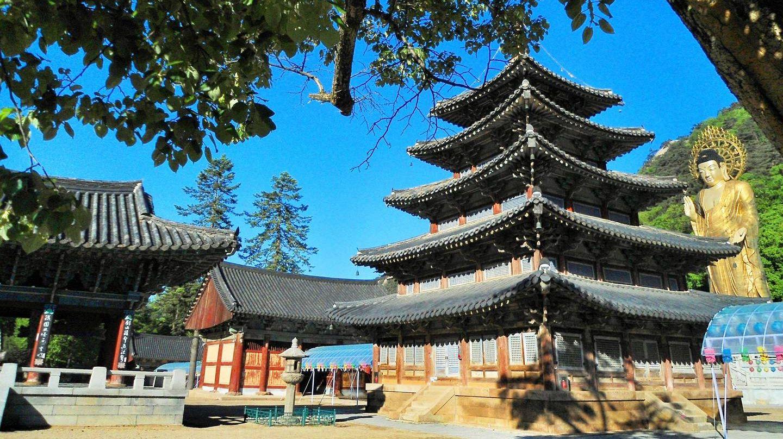 Буддийский храм Попчуса.