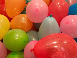 Воздушные шары, праздник