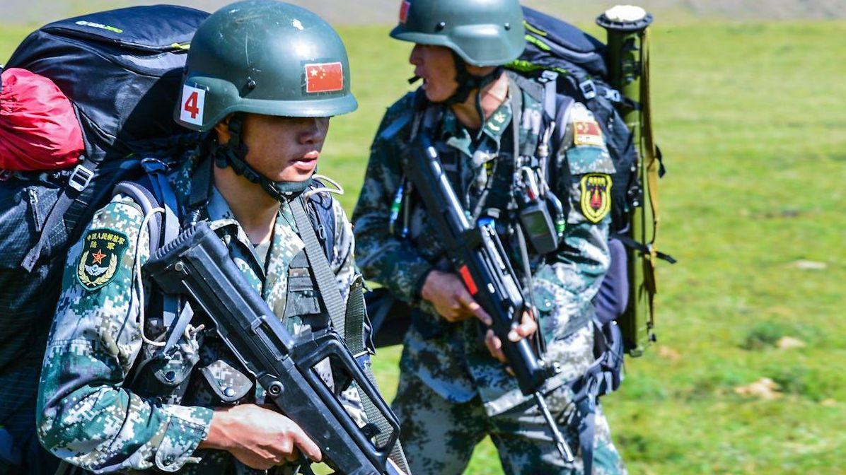 Армия Китая и Гонконгский гарнизон провели совместные учения | ИА ...