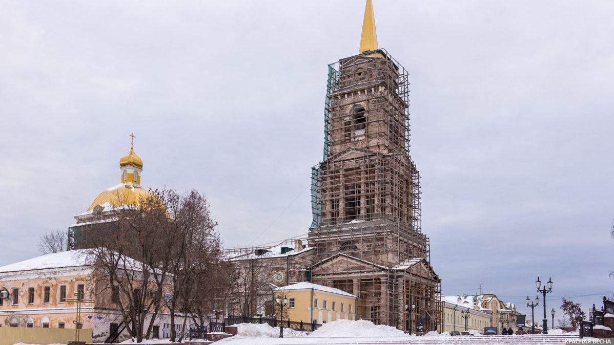 Пермская картинная галерея. Пермь