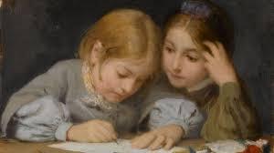 Класс письма. 1865