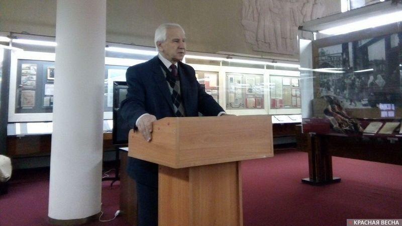 Ульяновск. 100 лет революции. Послесловие 16.12.2017