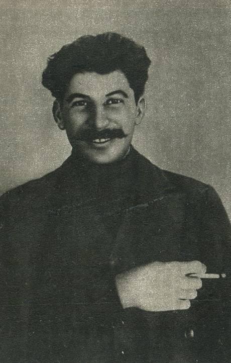 Молодой Сталин. 1913