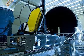 Тест телескопа им. Джеймса Вебба