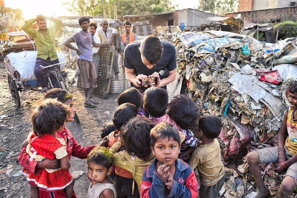 Индия. Уровень бодности