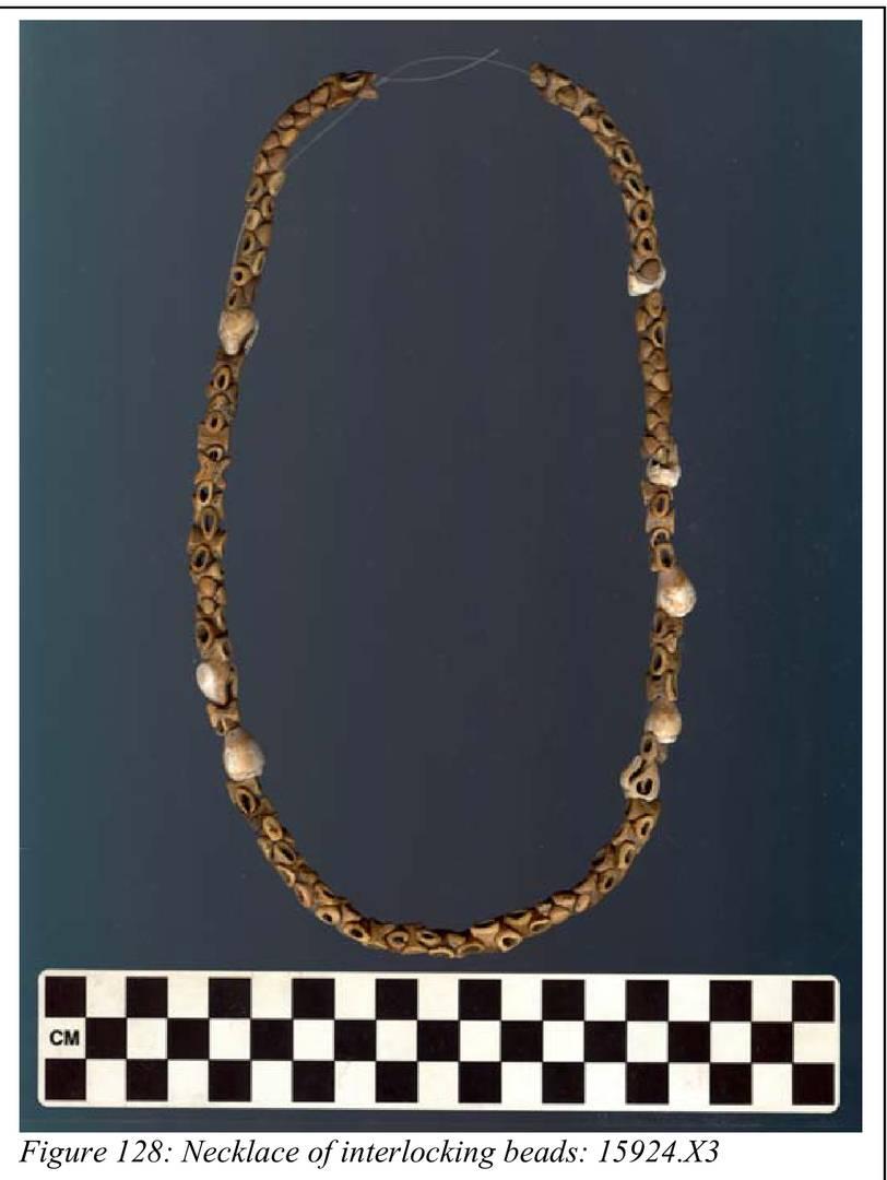 Костяное ожерелье