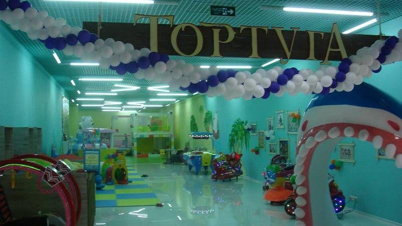 Детская зона в ТРЦ «Мармелад»