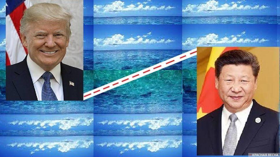 Торговые переговоры Китая иСША недали результата