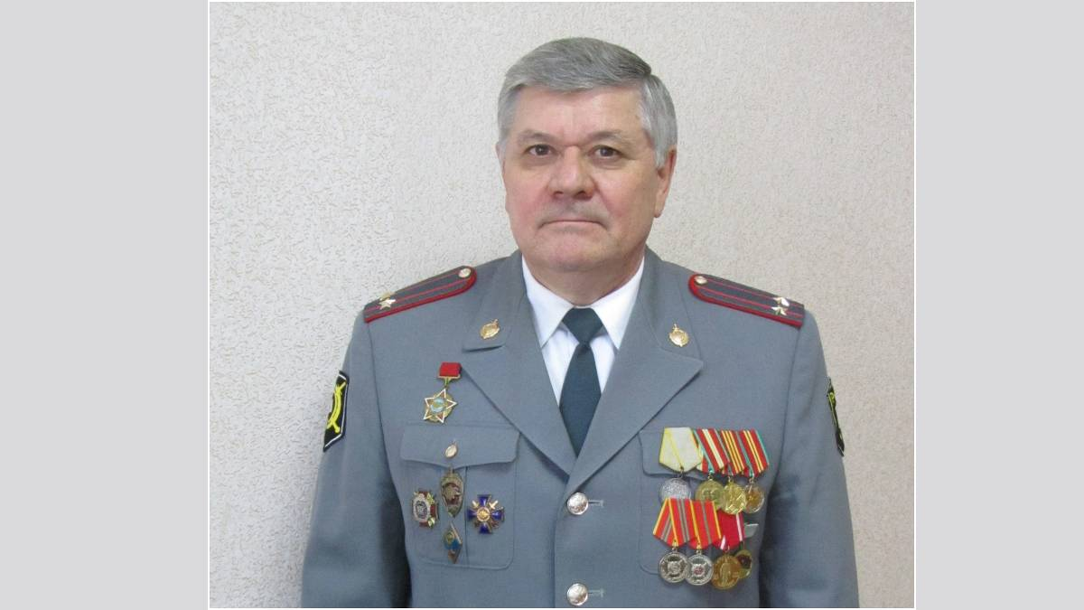 Подполковник ВВС в отставке Андрей Коршунов, специалист по оптико-электронной разведке. 2016, Орел