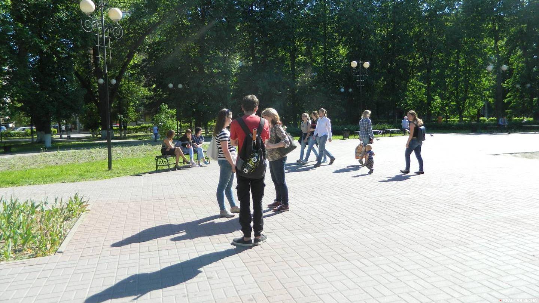 Пикет «АнтиСолженицын». Калуга. 28.05.2018