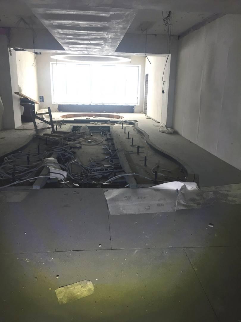 Помещение третьего этажа в ДК