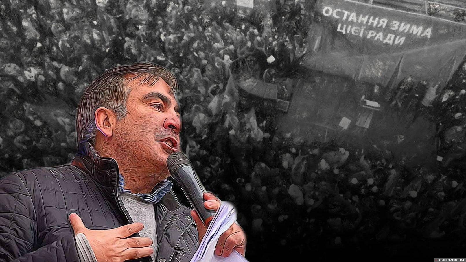 «Патриоты» Грузии на Украине