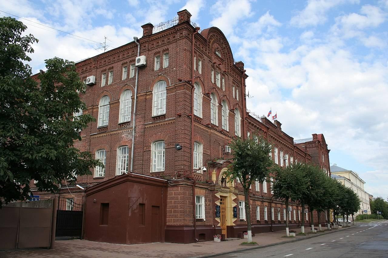 Здание областной администрации в Костроме